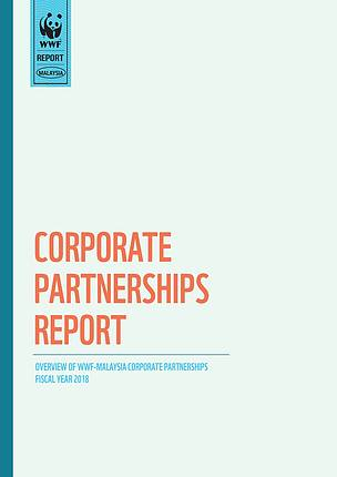 Corporate Partnership Report FY18  	© WWF Malaysia